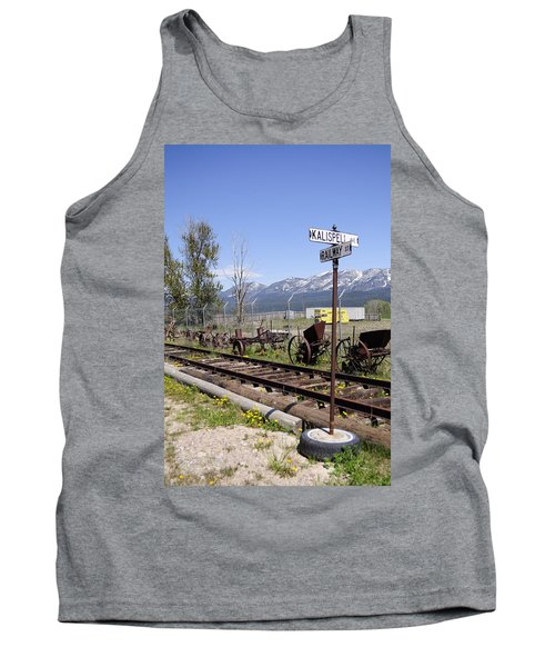 Kalispell Crossing Tank Top