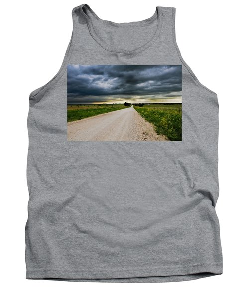 Kansas Storm In June Tank Top