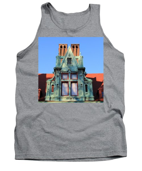 Keeper Of The Past Tank Top