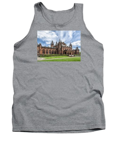 Kelvingrove Art Gallery And Museum Tank Top by Alan Toepfer
