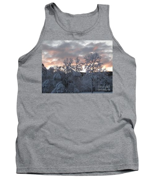 Kent Ct Oct 2011 Tank Top by HEVi FineArt