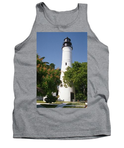 Key West Lighthouse Tank Top
