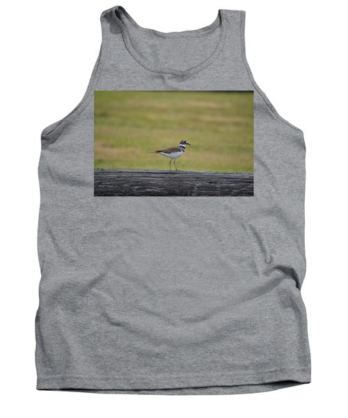 Killdeer Tank Top by James Petersen