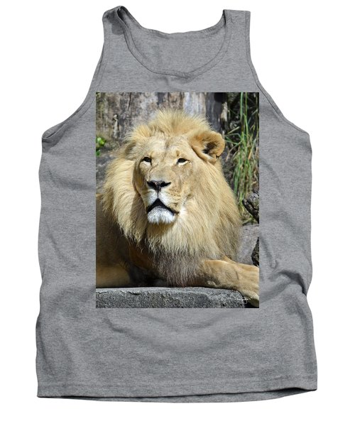 King Of Beasts Tank Top