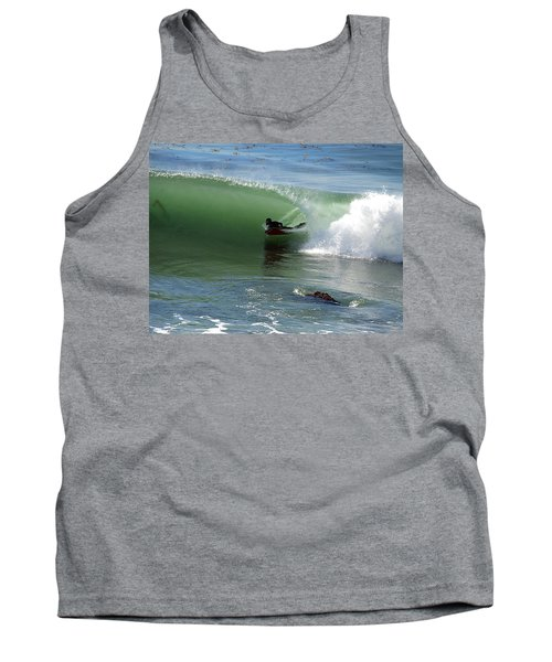 Know What Lies Beneath Tank Top