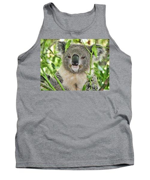 Koala Bear Tank Top