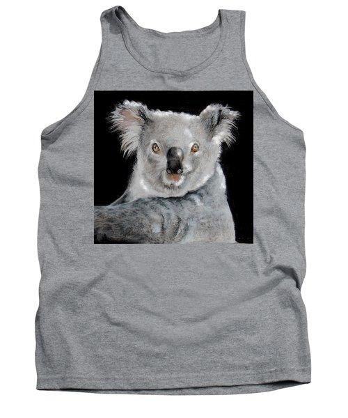 Koala Tank Top by Jean Cormier