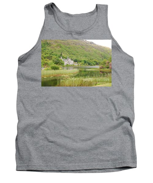 Kylemore Abbey 1 Tank Top by Mary Carol Story