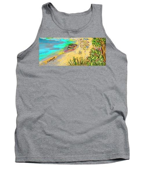La Spiaggia Tank Top