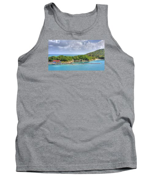 Labadee Tank Top by Shelley Neff