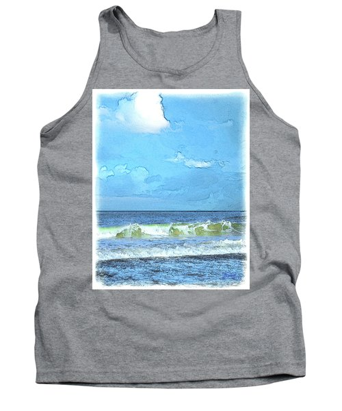 Lacount Hollow Tank Top