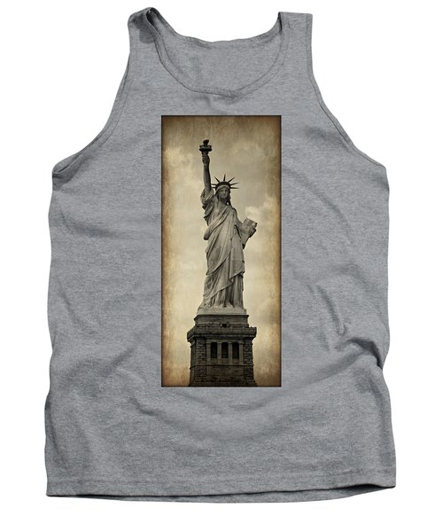 Lady Liberty No 11 Tank Top
