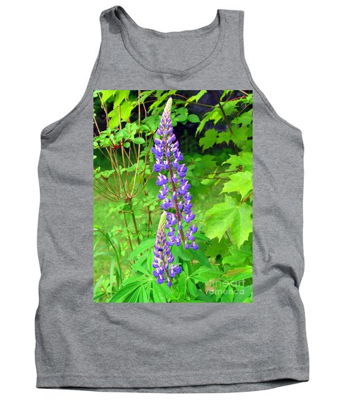 Lady Lupine Tank Top