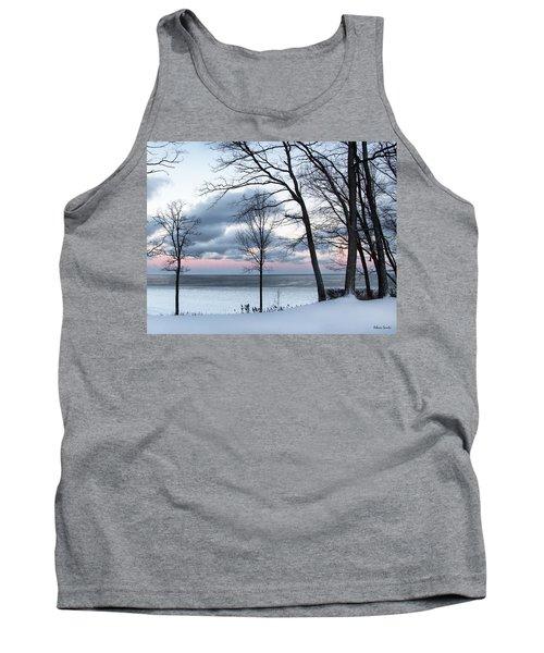 Lake Erie Sunrise Tank Top