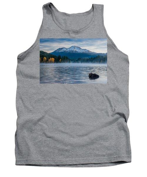 Lake Siskiyou Morning Tank Top
