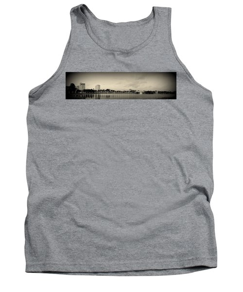 Tank Top featuring the photograph Lakeland by Laurie Perry