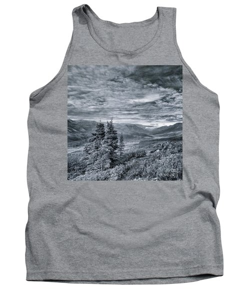 Land Shapes 18 Tank Top
