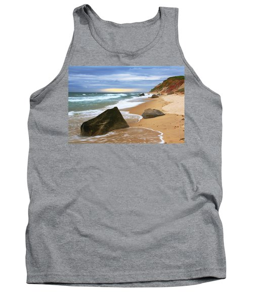 Last Light Before The Storm Tank Top