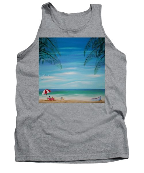 Lazy Day Tank Top