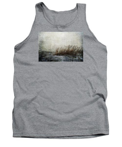 Leaning Straws Tank Top