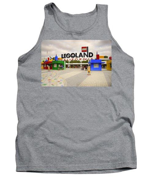 Legoland California Tank Top