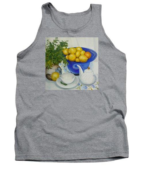 Lemon Tea Tank Top