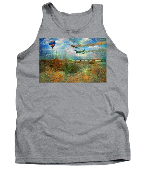 Let's Fly Tank Top