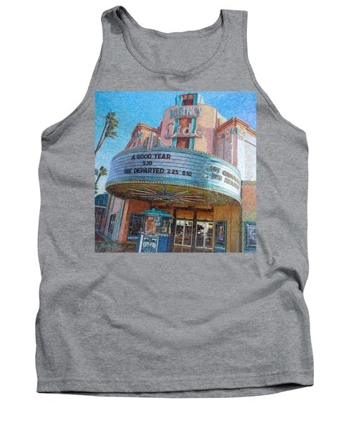 Lido Theater Tank Top
