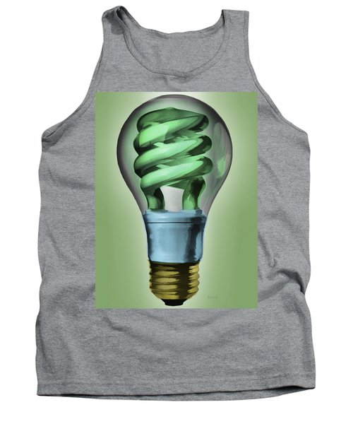 Light Bulb Tank Top