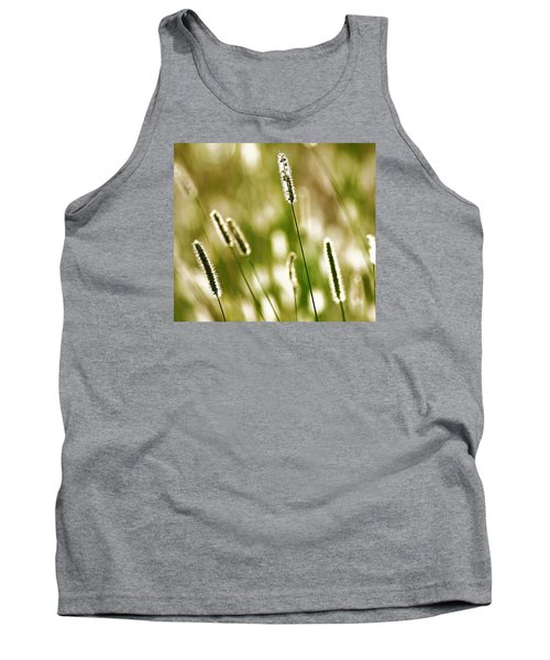 Light Play Tank Top by Andy Crawford