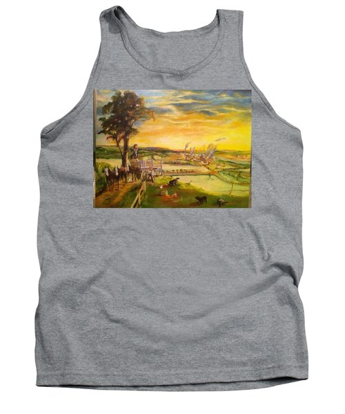 light2 - Shadows Tank Top