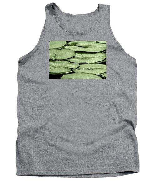 Lilypads Tank Top