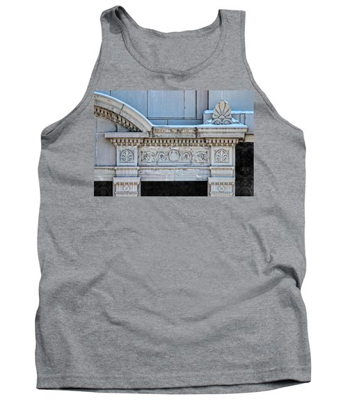 Lincoln County Courthouse Door Arch Tank Top