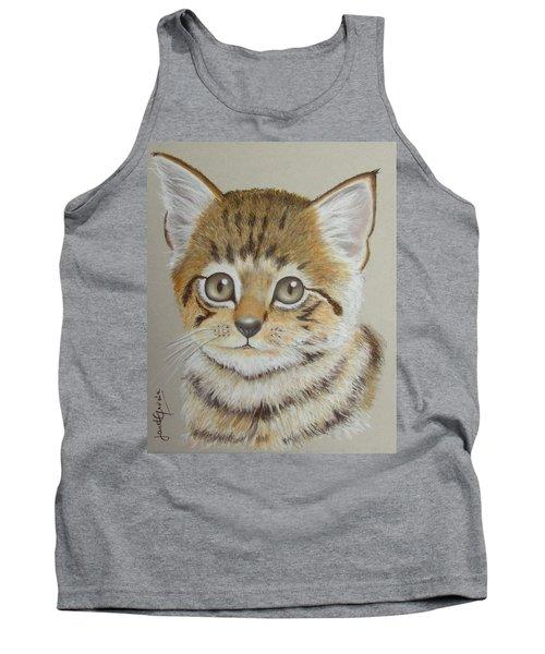 Little Kitty Tank Top