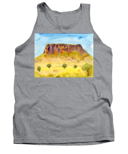 Little Table Mountain Tank Top