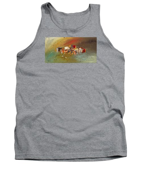 Live Well Tank Top