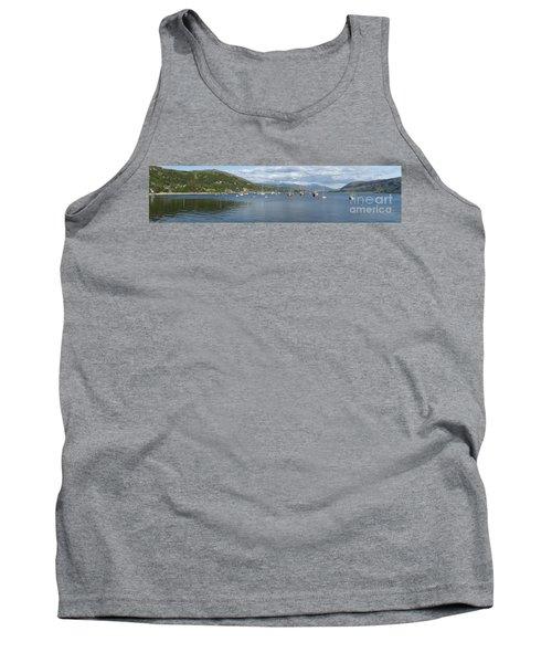 Loch Broom Panorama Tank Top