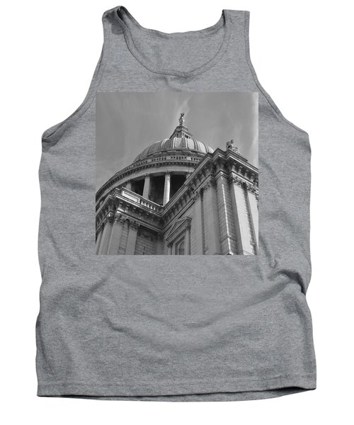 London St Pauls Cathedral Tank Top