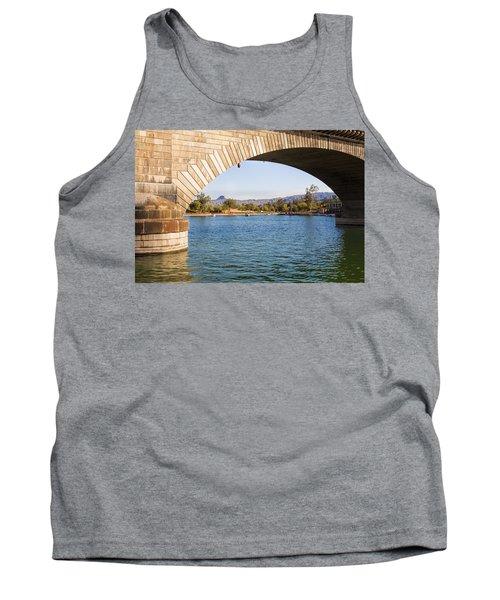 London Bridge At Lake Havasu City Tank Top