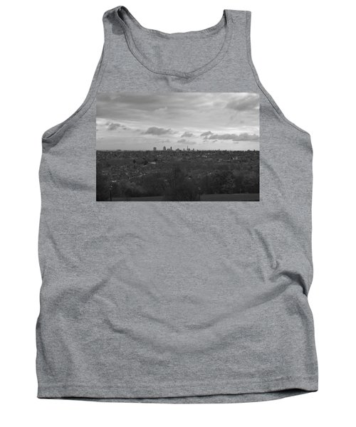 Tank Top featuring the photograph London City by Maj Seda