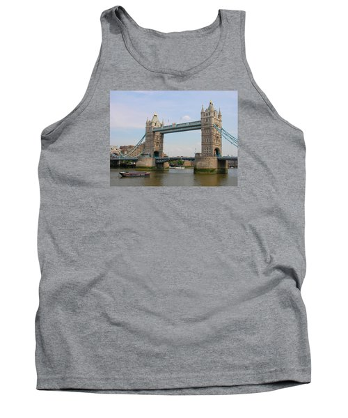 London's Tower Bridge Tank Top