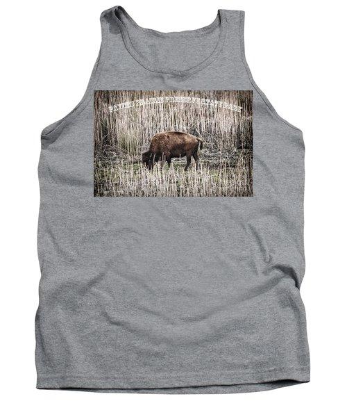 Lone Buffalo Tank Top