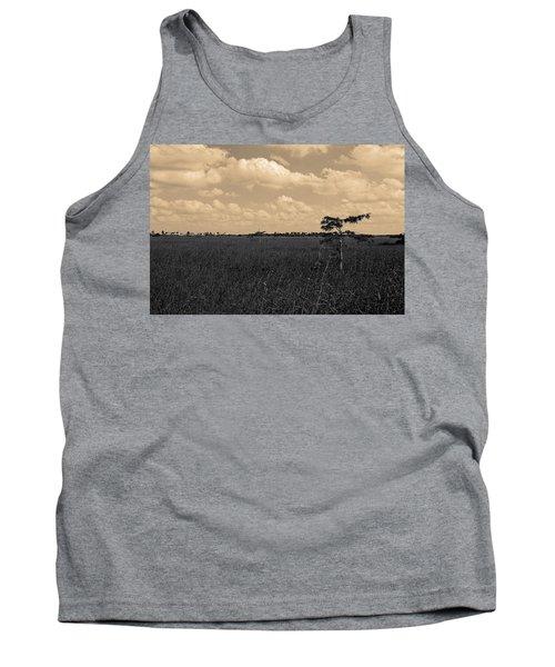 Lone Cypress II Tank Top