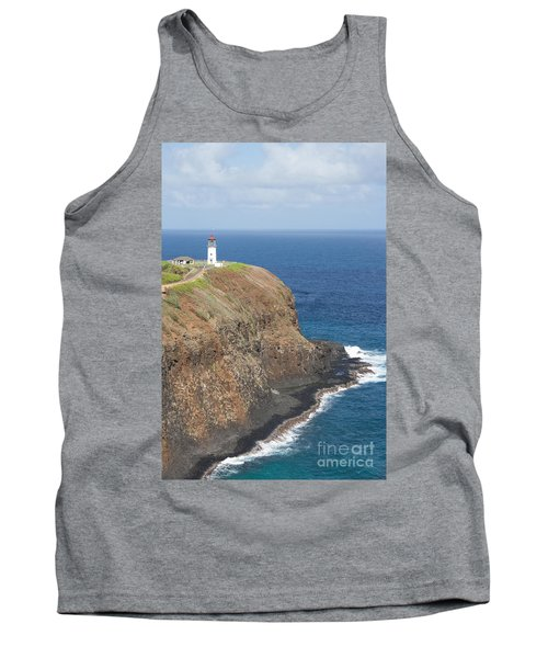 Tank Top featuring the photograph Lone Sentry by Suzanne Luft