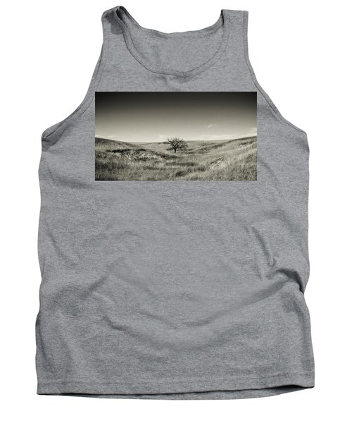 Lone Tree Winter Tank Top