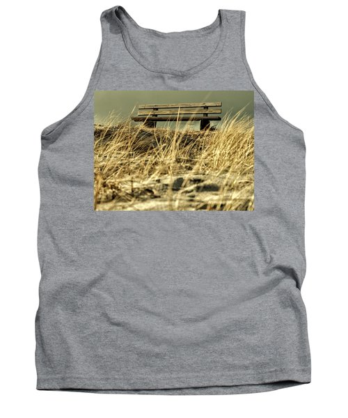 Lonely Bench Tank Top