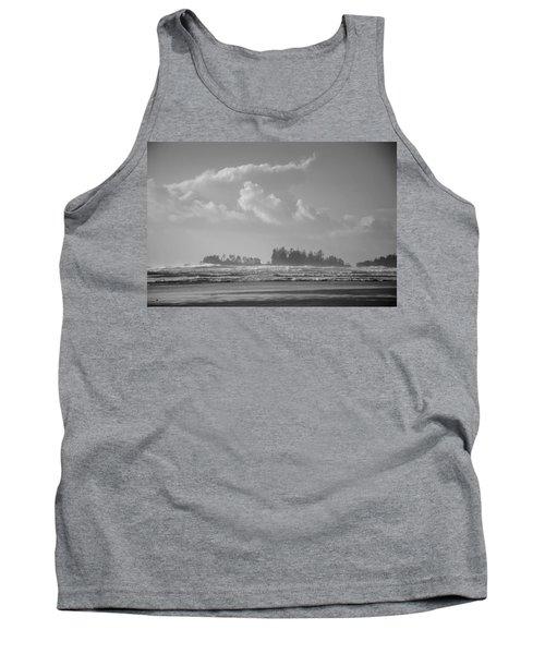 Long Beach Landscape  Tank Top