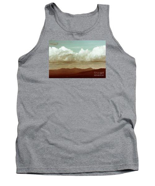 Tank Top featuring the photograph Long Horizon by Dana DiPasquale