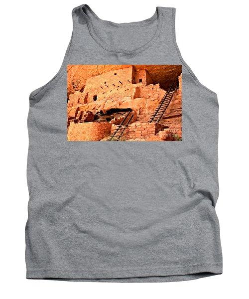Long House Ladders Tank Top