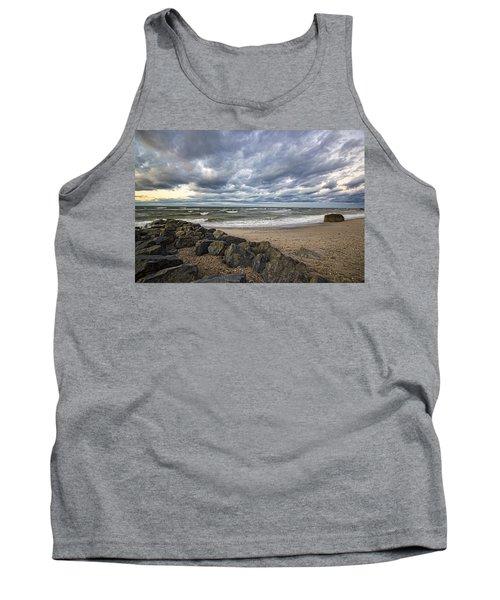 Long Island Sound Whitecaps Tank Top